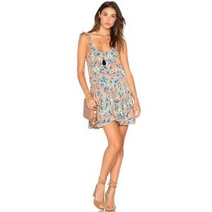 Free People NWT Dear You Floral Sundress